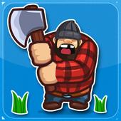 Lumber Jack - Tree Chop GameKreative KidsArcade