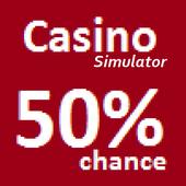 Casino Simulator 50/50 1