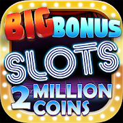 Big Bonus Slots - Free Las Vegas Casino Slot Game 1.65.3