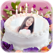 Photo On Birthday Cake Pro 1.1