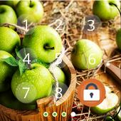 Autumn Apples Lock Screen 1.0