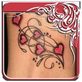 Ladies Tattoo Designs 1.1