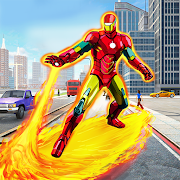 Rope Iron Super Man Fighting 1.1