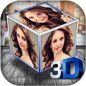 My Photo 3D Cube Live Wallpaper 1.0
