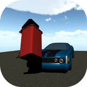 Bin Run: Car vs Bin funny driving game 0.0.9