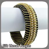 Silk Thread Bangles 1.0