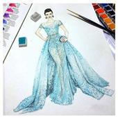 Sketches Of Fashion Design 1.0