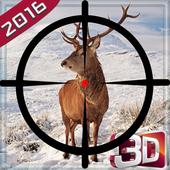 Stag Hunt winter world 1.0