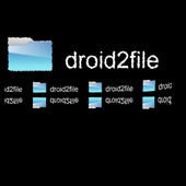 droid2file (File Manager)