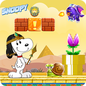 Wonderful Snoopy Jungle World 2.6