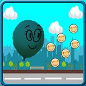 Gumball ballon 1.2
