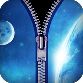 space fake zipper lock 2.0
