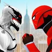 Spider Hero vs Carnage Spider 2.0