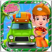 Car Wash & Repair Game - Kids Garage 1.0