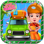 Taxi Wash And Repair Salon Amazing Game 1.0