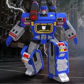 Strange Hero Robot Battle 3D 1.0