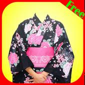 Kimono Photo Montage 1.0