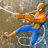 Strange Hero: Flying Super Spider 1.0