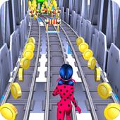 Subway Miranette Lady Bug Runner 1.0