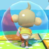 Monkey Balance Ball