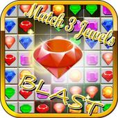 Match 3 Jewels Blast 1.0