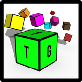 Find the Green Cube .971