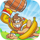 Jungle Monkey Banana 1.0