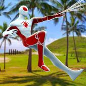 Survival Spider Hero on Island 1.0