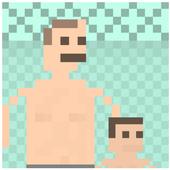 BATH WITH DAD simulator 2015 1.2.2