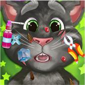 Talking Cat Skin Doctor Kids Game 1.1