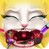 Talking Cat Dentist Kids Game 1.0