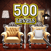 Find the differences 500 levels 1.1.3