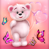 Teddy Bear Live WallpaperBeauty Mania Apps and GamesPersonalization