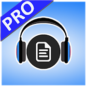 Text Voice Text-to-speech and Audio PDF Reader 5 8 APK