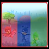 PJ Blue Masks Adventure 2018 1.0