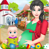 Gives birth easter games 7.1