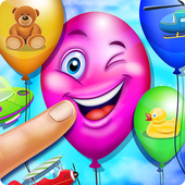 Balloon Popping Games For Kids 2.2