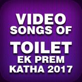 Video songs of Toilet: Ek Prem Katha 2017 3.3.4