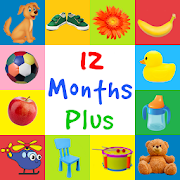 First Words 12 Months Plus (Baby Flash cards) 1.1.5