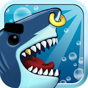 Angry Shark Evolution - fun craft cash tap clicker 1.0