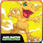Super Agumon Digivolution Battle 1.0