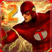 Superhero Led Flash Speed Hero Lightning speedster 1.2