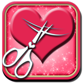 Hairstyle & Cute Heart Editor 1.0