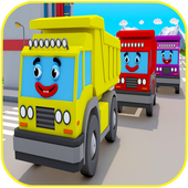 Learn Colors Truck for Kids 1.3