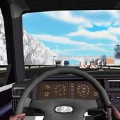 Off-Road Car Driver: Winter 3D 1.1