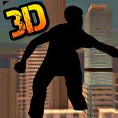 Parkur - Crazy Agent Jump 8.83