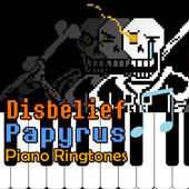 DISBELIEF PAPYRUS Piano Ringtones 1 0 APK Download - Android