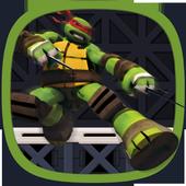 Turtle Running Ninja 3.0