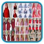 Tutorial Hijab Islami