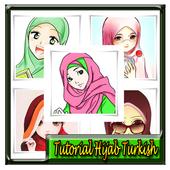 Tutorial Hijab Turkish Modern 1.0